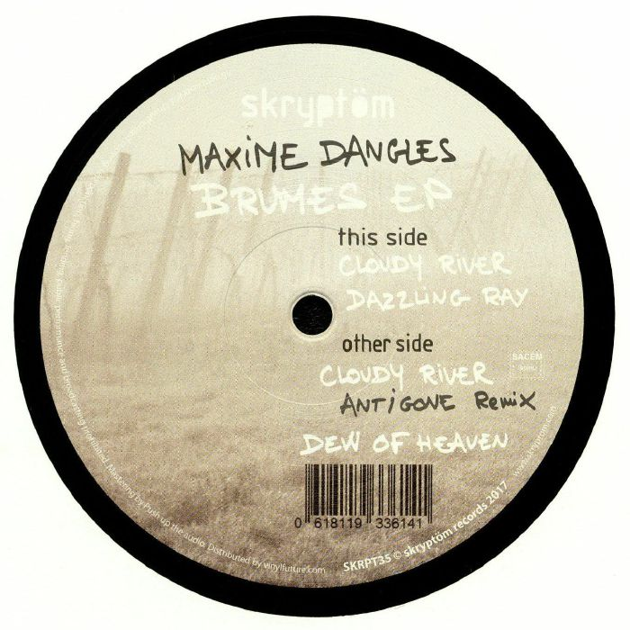 DANGLES, Maxime - Brumes EP