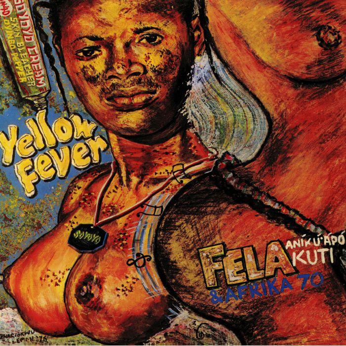 KUTI, Fela/AFRIKA 70 - Yellow Fever