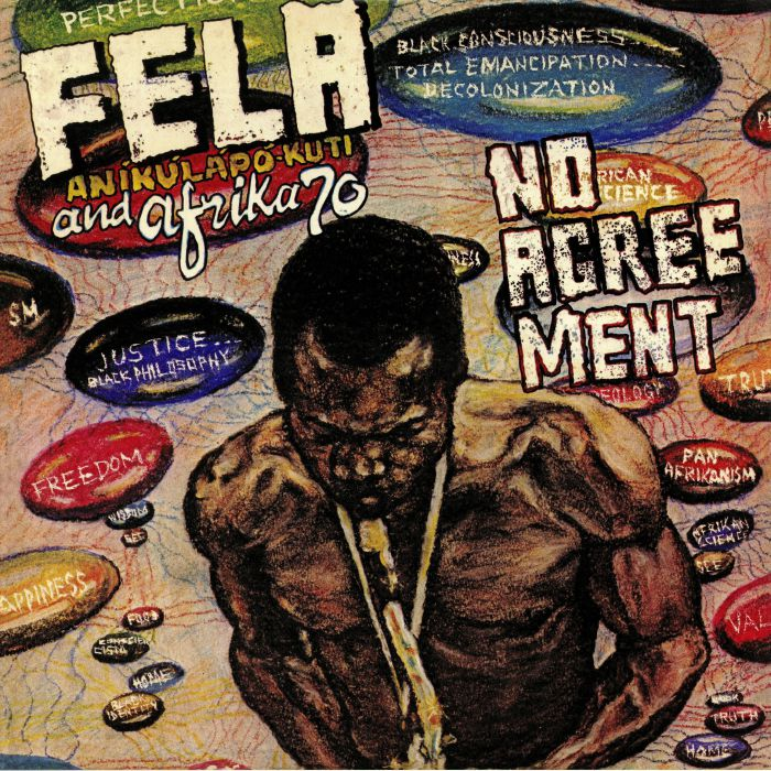 KUTI, Fela/AFRIKA 70 - No Agreement