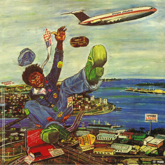 KUTI, Fela/AFRIKA 70 - JJD (Johnny Just Drop) Live At Kalakuta Republic