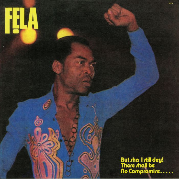 KUTI, Fela - Army Arrangement