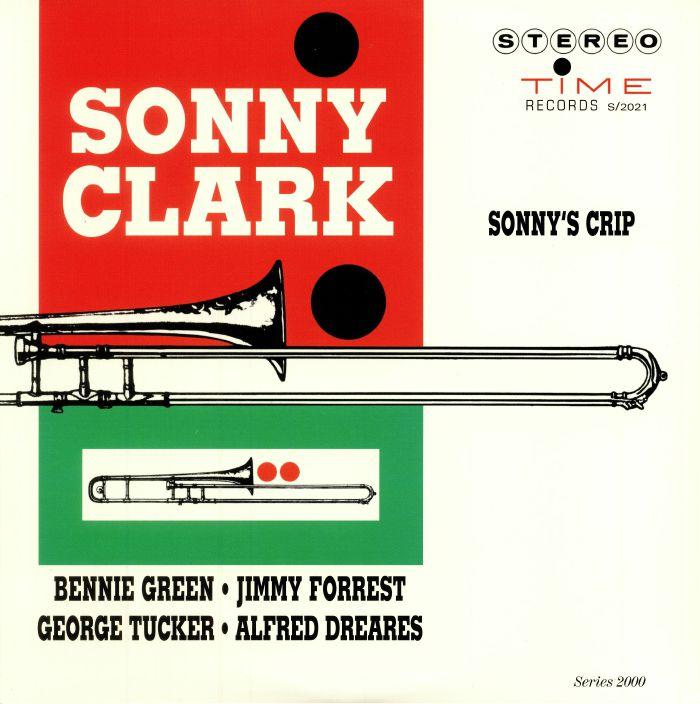 CLARK, Sonny - Sonny's Crip