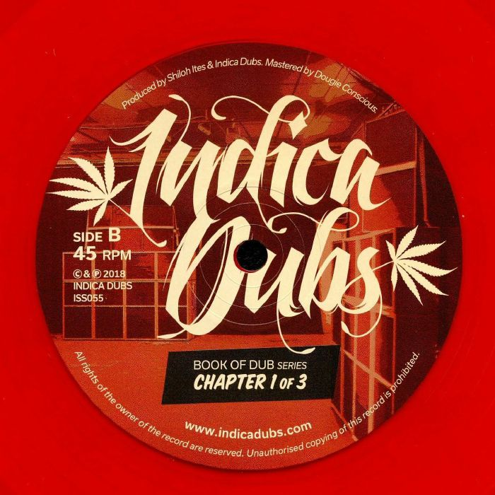 INDICA DUBS meets SHILOH ITES - Book Of Dub Series Chapter 1 of 3: African Sunrise