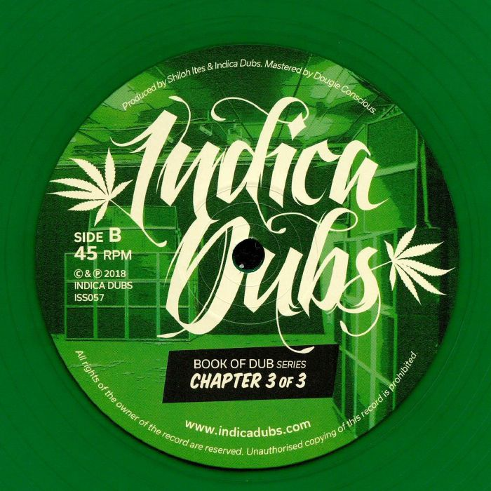 INDICA DUBS meets SHILOH ITES - Book Of Dub Series Chapter 3 of 3: God & King
