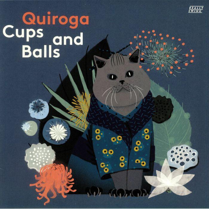 QUIROGA - Cups & Balls