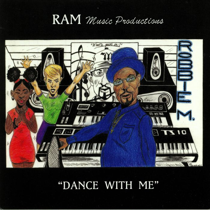 Robbie M Dance With Me Vinyl At Juno Records