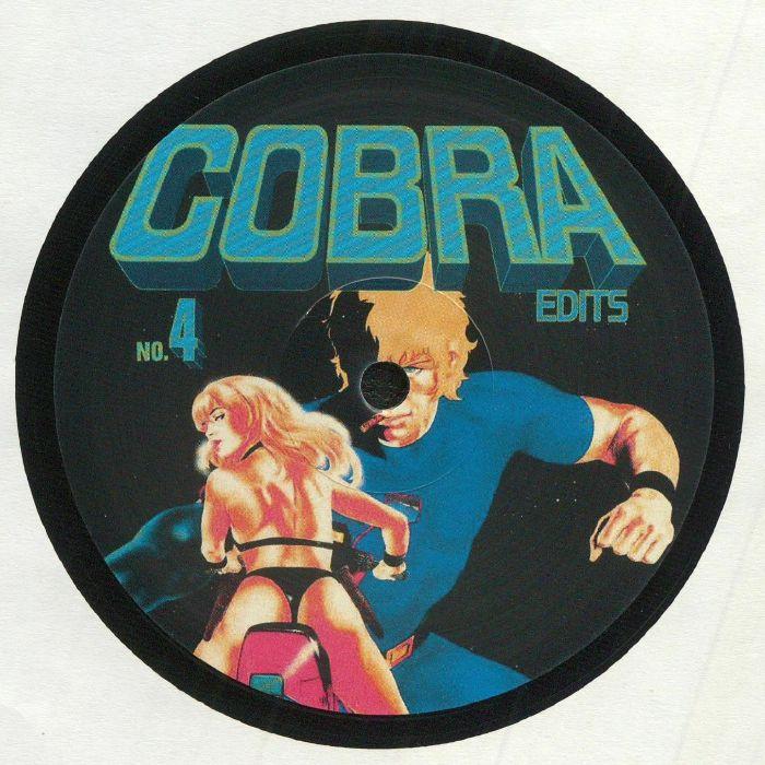 COBRA EDITS - Cobra Edits Vol 4