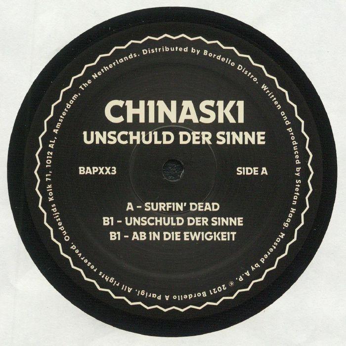 CHINASKI - Unschuld Der Sinne