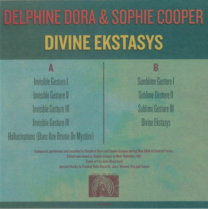 DORA, Delphine/SOPHIE COOPER - Divine Ekstasys