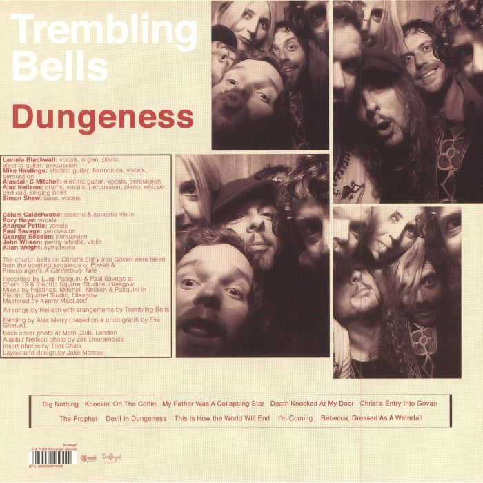 TREMBLING BELLS - Dungeness