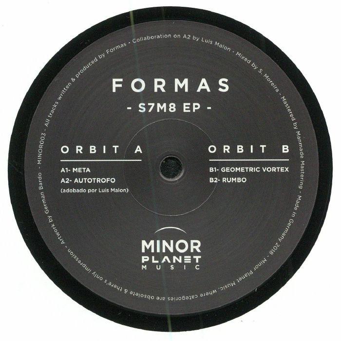 FORMAS - S7M8 EP