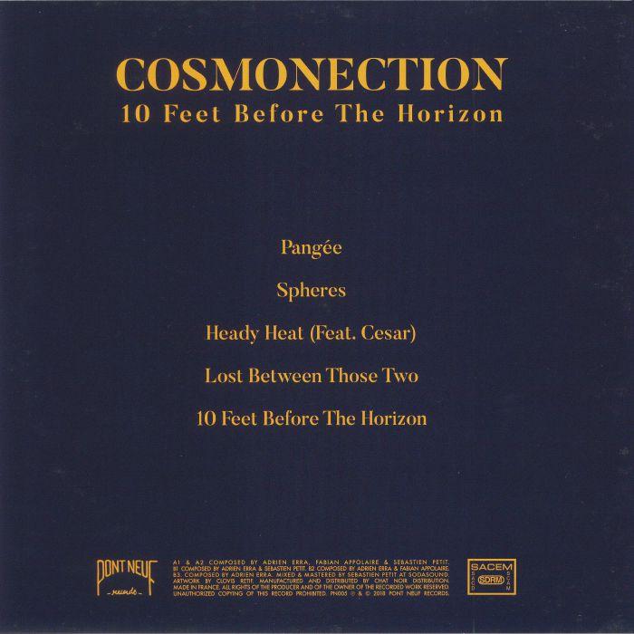 COSMONECTION - 10 Feet Before The Horizon
