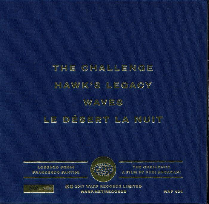 SENNI, Lorenzo/FRANCESCO FANTINI - The Challenge (Soundtrack)