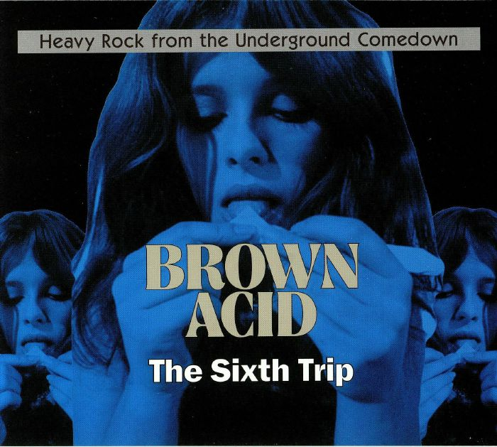 VARIOUS - Brown Acid: The Sixth Trip