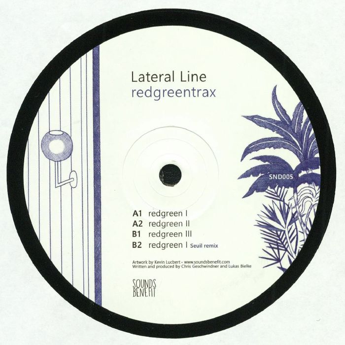 LATERAL LINE - Redgreentrax