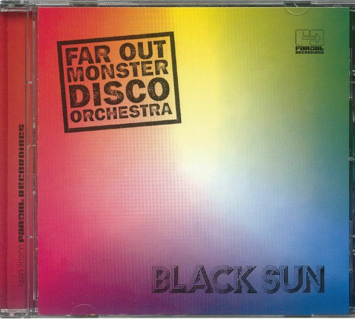 FAR OUT MONSTER DISCO ORCHESTRA - Black Sun