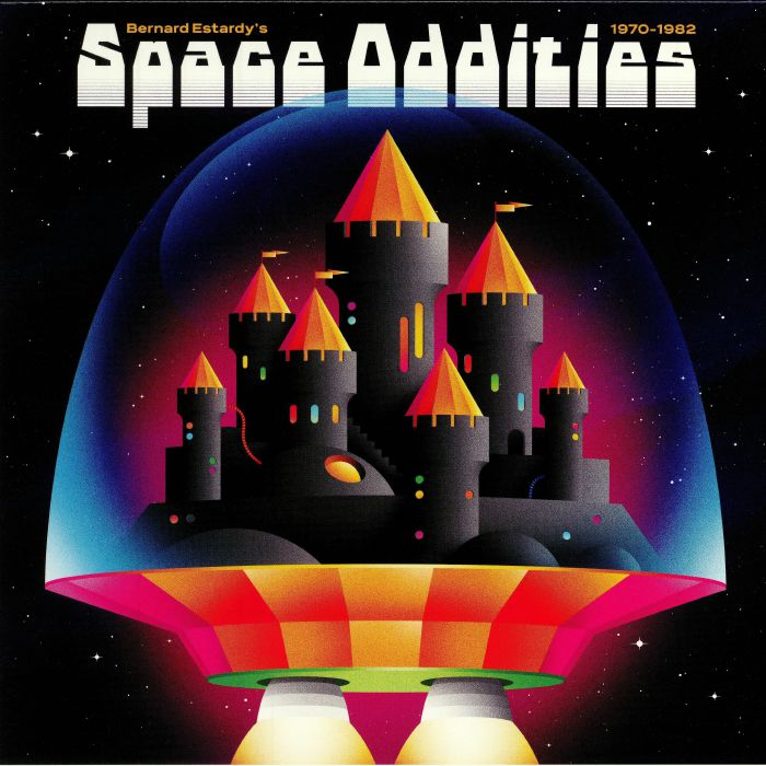 ESTARDY, Bernard - Space Oddities: 1970-1982