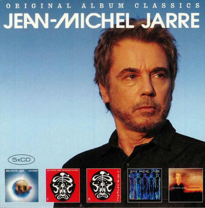 JARRE, Jean Michel - Original Album Classics