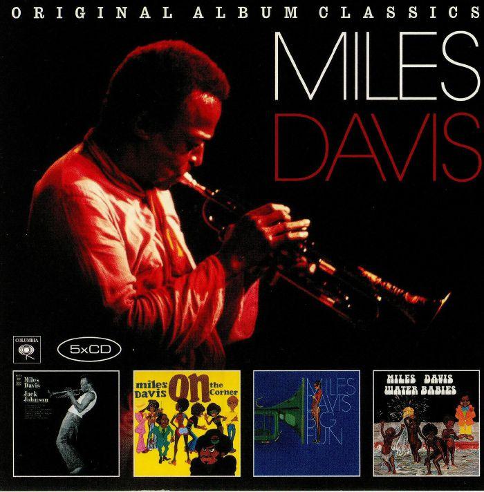 DAVIS, Miles - Original Album Classics