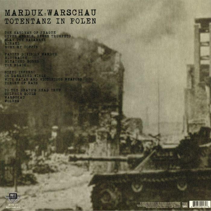 MARDUK - Warschau (reissue)