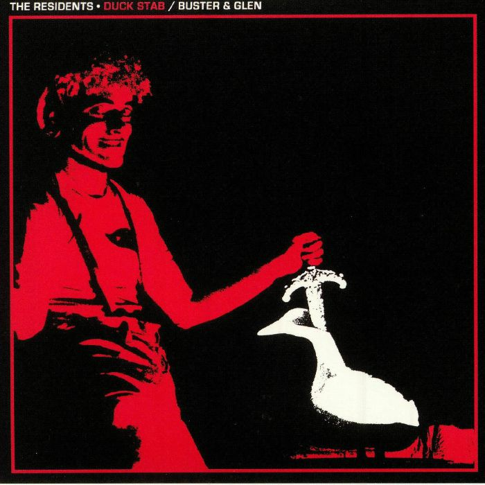 RESIDENTS, The - Duck Stab/Buster & Glen (remastered)