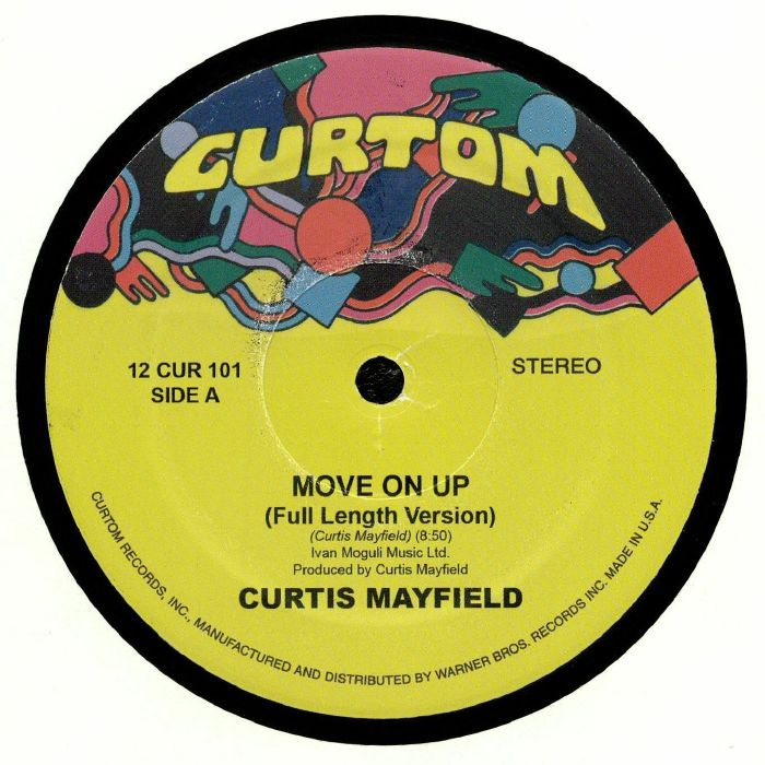 MAYFIELD, Curtis - Move On Up
