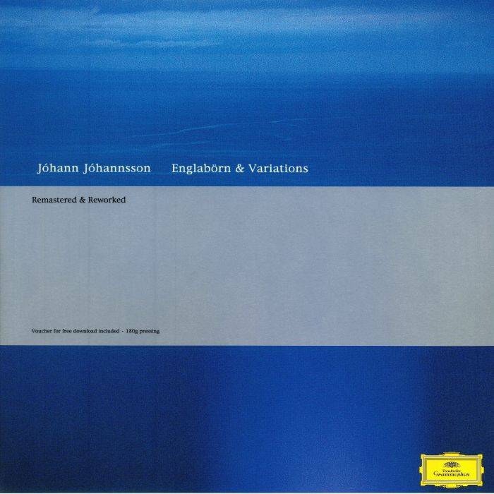 JOHANNSSON, Johann - Englaborn & Variations (remastered)