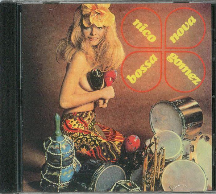GOMEZ, Nico & HIS ORCHESTRA - Bossa Nova (reissue)