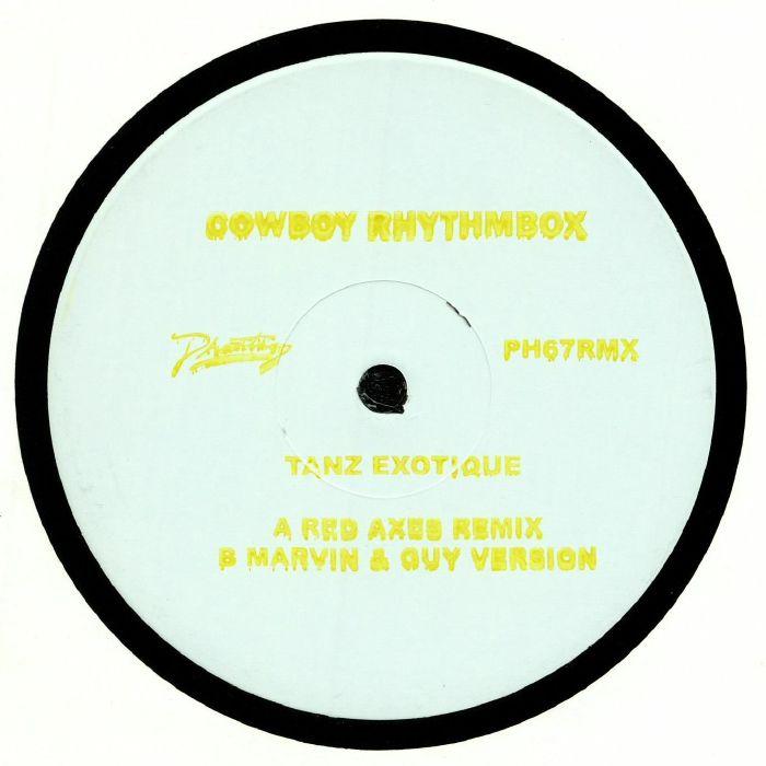COWBOY RHYTHMBOX - Tanz Exotique (remixes)