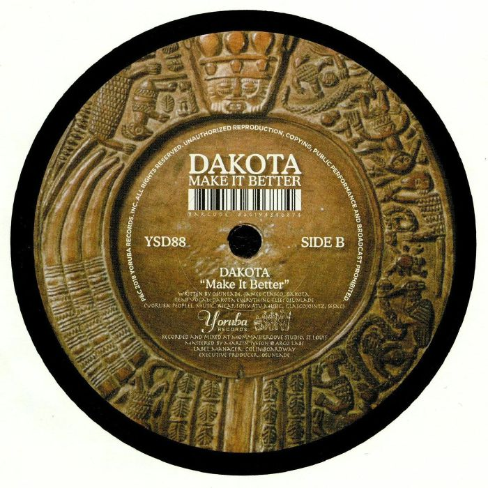 WATSON, Vince/DAKOTA - Another Rendezvous