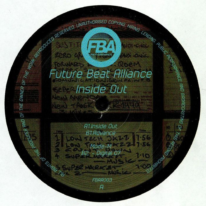 FUTURE BEAT ALLIANCE - Inside Out