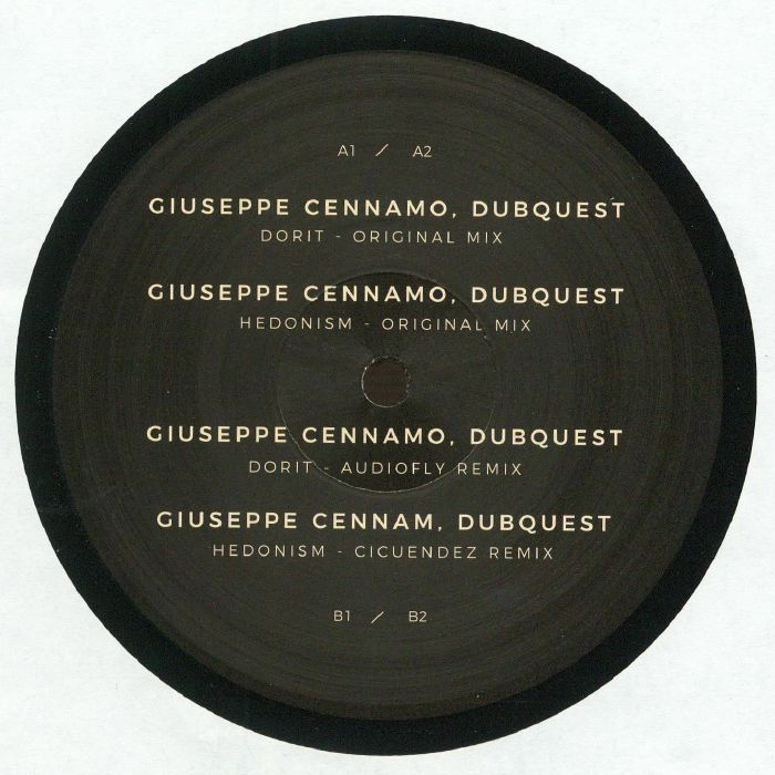 CENNAMO, Giuseppe/DUBQUEST - Dorit