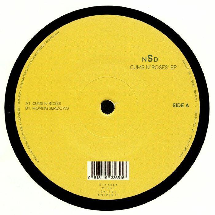 NSD - Cums N' Roses EP