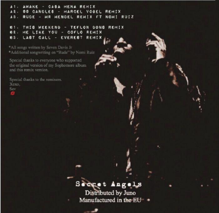 SEVEN DAVIS JR & FRIENDS - LFTOS: The Remixes (feat Casa Mena, Marcel Vogel, Mr Mendel, Teflon Dons, Coflo, Everest remixes)