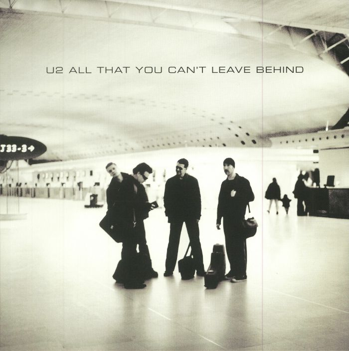 U2 - All That You Can't Leave Behind (reissue)