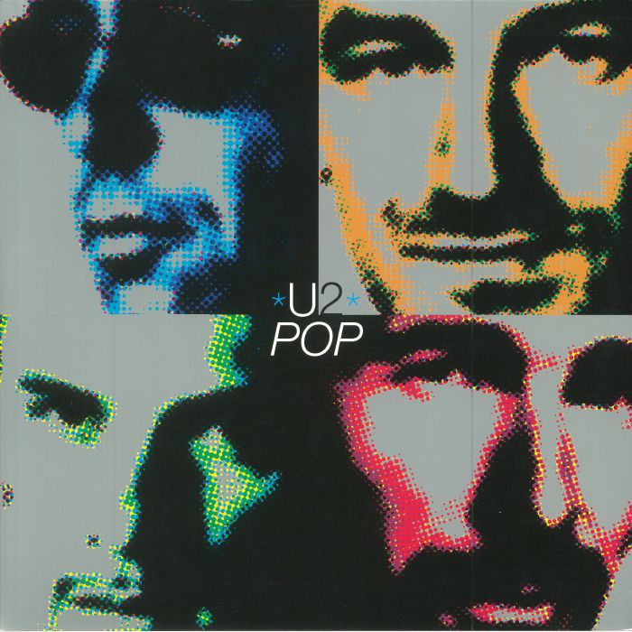 U2 - Pop (reissue)