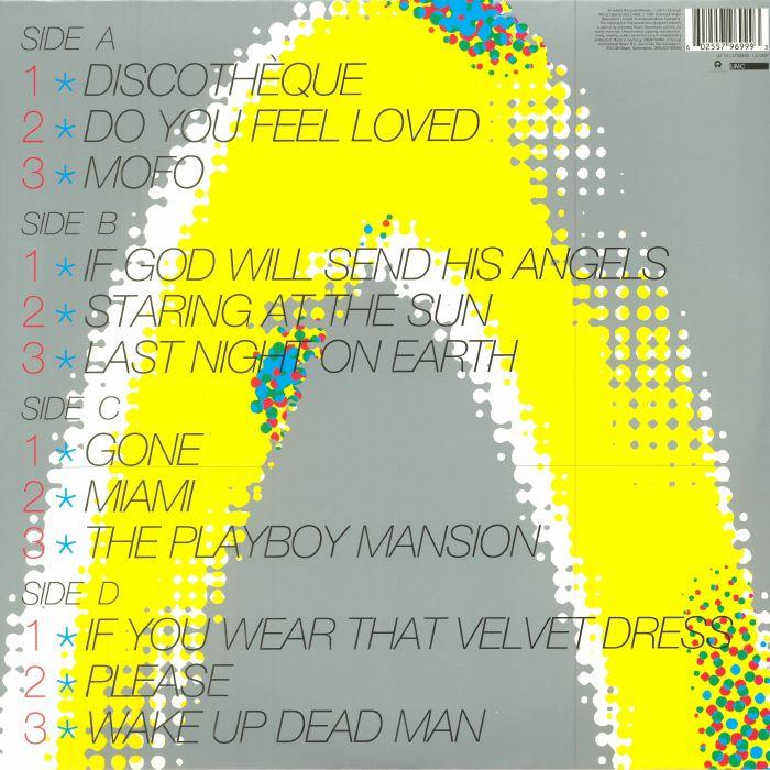 U2 - Pop (reissue)