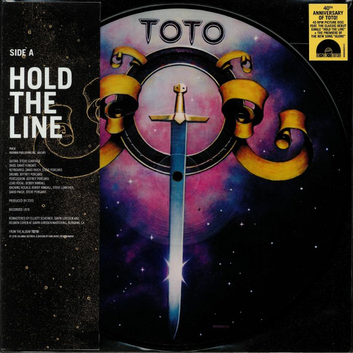 TOTO - Hold The Line (Record Store Day 2017)