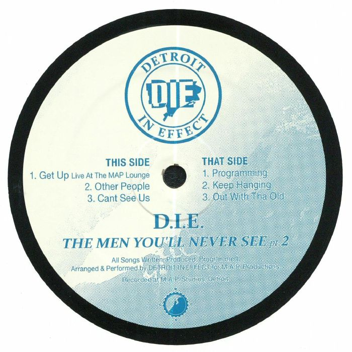DIE - The Men You'll Never See Part 2