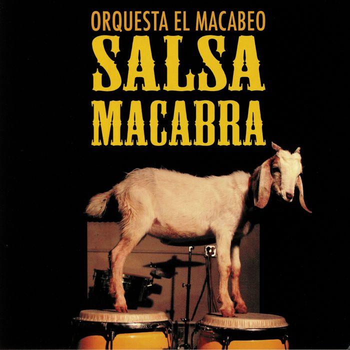 ORQUESTA EL MACABEO - Salsa Macabra (reissue)