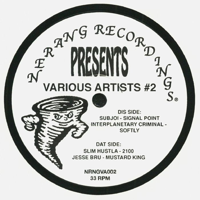 SUBJOI/INTERPLANETARY CRIMINAL/SLIM HUSLTA/JESSE BRU - Various Artist #2