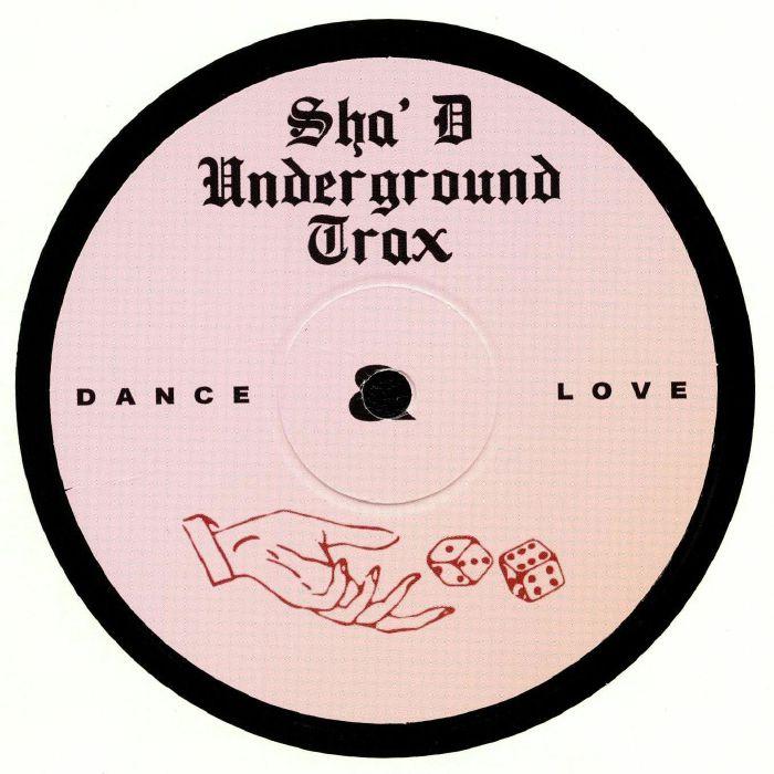 SHA' D UNDERGROUND TRAX - Scalpel EP