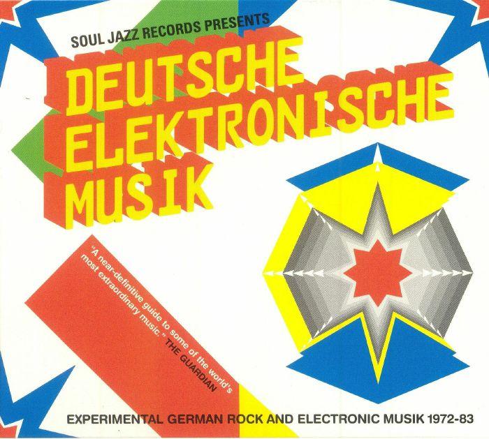 VARIOUS - Deutsche Elektronische Musik 4: Experimental German Rock & Electronic Music 1972-83