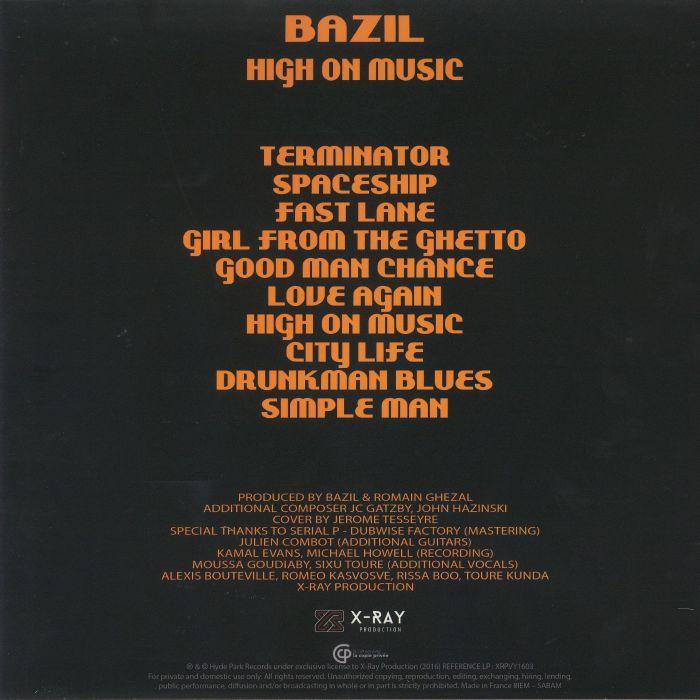 BAZIL - High On Music
