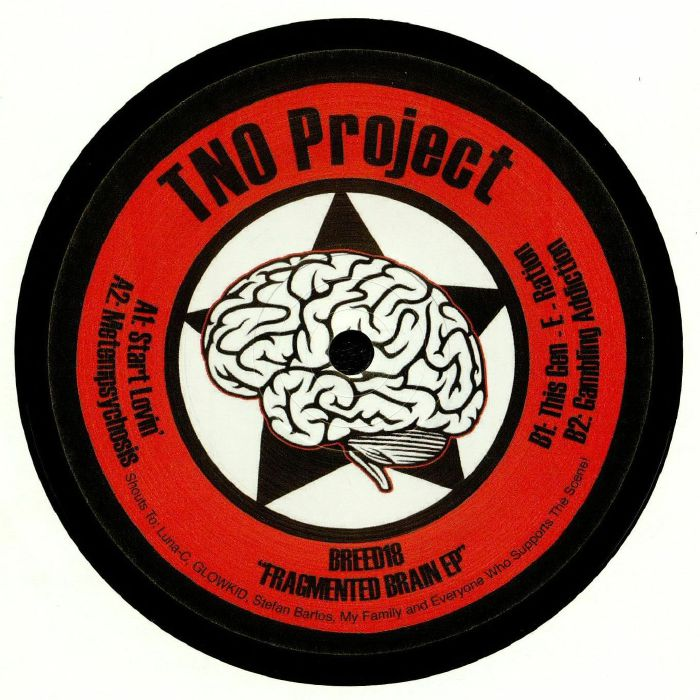 TNO PROJECT - Fragmented Brain EP