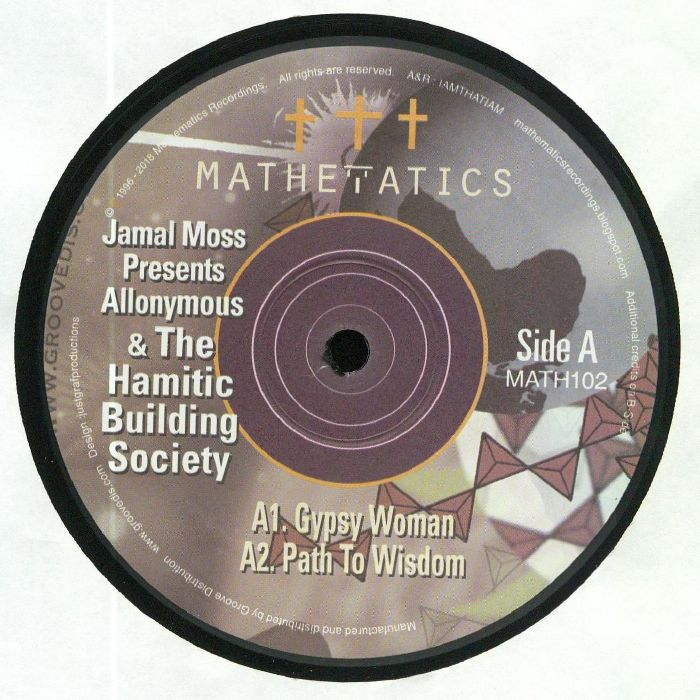 MOSS, Jamal/ALLONYMOUS/THE HAMITIC BUILDING SOCIETY - Gypsy Woman