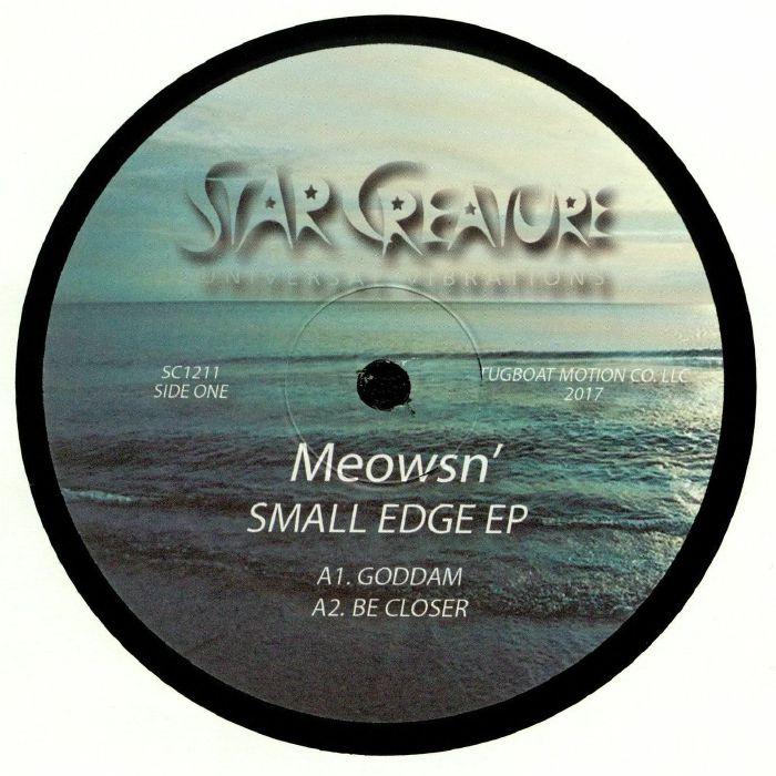 MEOWSN - Small Edge EP