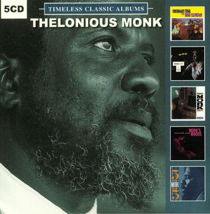 MONK, Thelonious - Timeless Classic Albums
