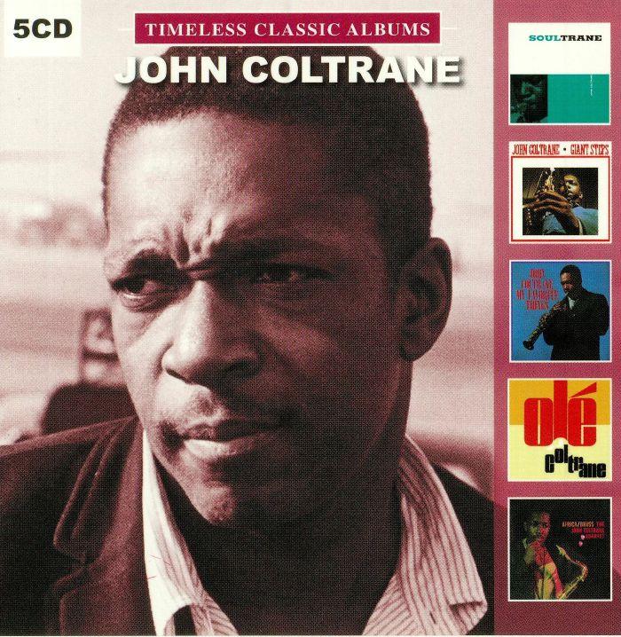 COLTRANE, John - Timeless Classic Albums Vol 2