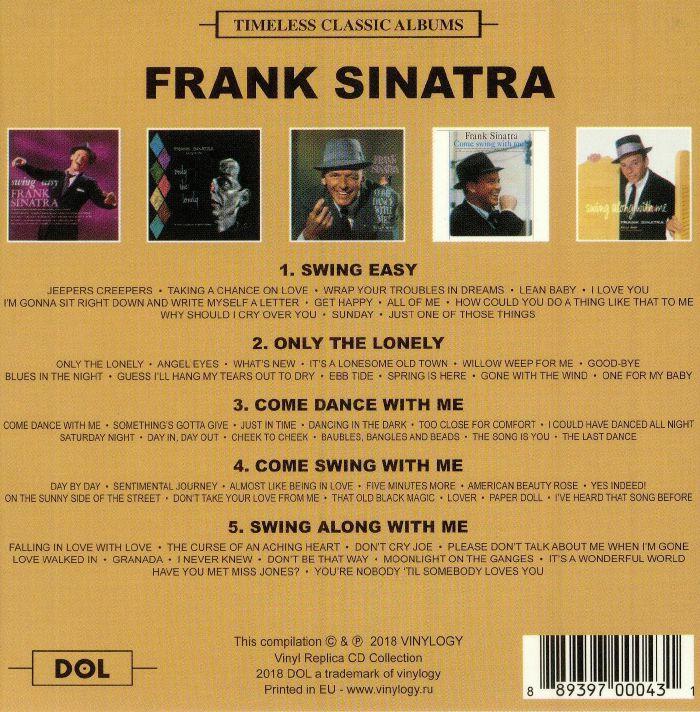 SINATRA, Frank - Timeless Classic Albums Vol 2